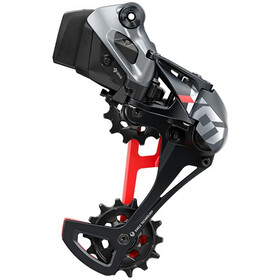 SRAM X01 Eagle AXS Bagskifter 12-speed, red